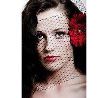 Spanish Eyes Photographic Print