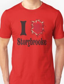 Once upon a time I love storybrooke Unisex T-Shirt