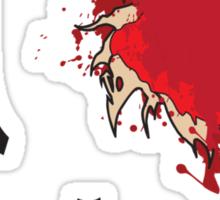 Once upon a time I love storybrooke Sticker