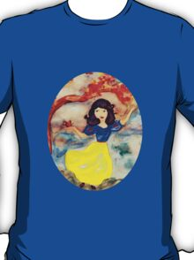 Snow White in the Forest T-Shirt
