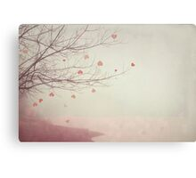 My Valentine Canvas Print