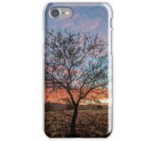 Outback Sunset (ED2) iPhone Case/Skin