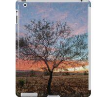Outback Sunset (ED2) iPad Case/Skin