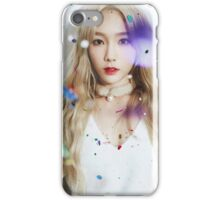 kim taeyeon - dear santa iPhone Case/Skin