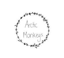 Arctic Monkeys Flower Crown by bluehorizon