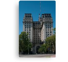 MINISTRY OF DEFENCE HEAD OFFICE Canvas Print
