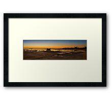 Tidal Recluse Framed Print