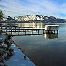 Tahoe View by Barbara  Brown