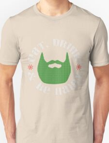 Eat, Drink and Be Hairy T-Shirt