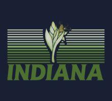 Retro Indiana Kids Tee