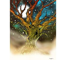Astral Tree Photographic Print