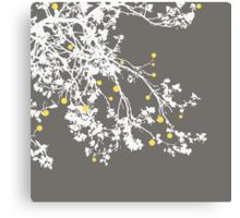 Tree Graphic Canvas Print