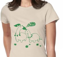 CHOMP. Womens Fitted T-Shirt