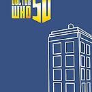 TARDIS by lorelei84