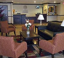 Comfort Inn and Suites hotel near richie bros auction by jacksonroy
