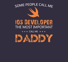 iOS Developer Unisex T-Shirt