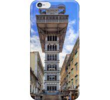Santa Justa Elevator iPhone Case/Skin