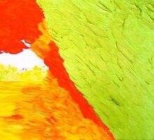 Way to Paradise by Ilona Svetluska