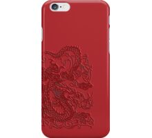 Asian Japanese Dragon iPhone Case iPhone Case/Skin