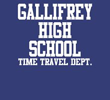 Gallifrey High School - Doctor Who Unisex T-Shirt