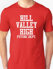 Hill Valley High - Back To The Future Unisex T-Shirt