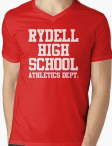 Rydell High School - Grease Mens V-Neck T-Shirt