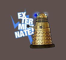 Doctor Who - EX-TER-MIN-ATE! T-Shirt