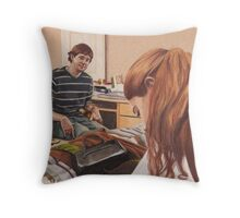 Home Office Throw Pillow