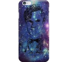 Matt Smith Galaxy  iPhone Case/Skin