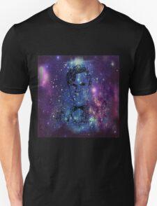 Matt Smith Galaxy  Unisex T-Shirt