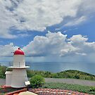 The Lighthouse at Cooktown by Peter Doré