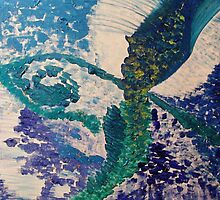 Space Voyager by Ilona Svetluska