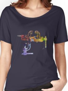 Industrial Clamps Women's Relaxed Fit T-Shirt