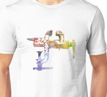 Industrial Clamps Unisex T-Shirt