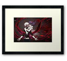 Tokyo Ghoul Rize Kaneki Framed Print