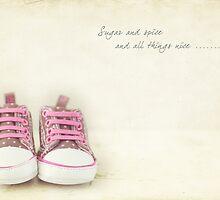 Baby girl by Debbie Allan