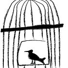 unknown rough bird cage by unknownclothing