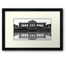 Gloriette  Framed Print