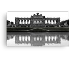 Gloriette  Canvas Print