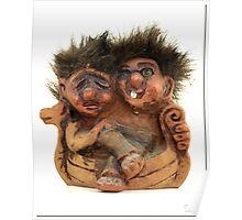 Twin Troll Poster