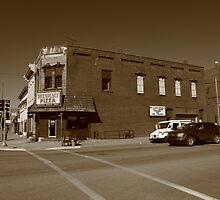 Abilene, Kansas - Cedar and 3rd by Frank Romeo
