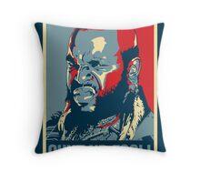 Mr. T Shut Up Fool! Throw Pillow