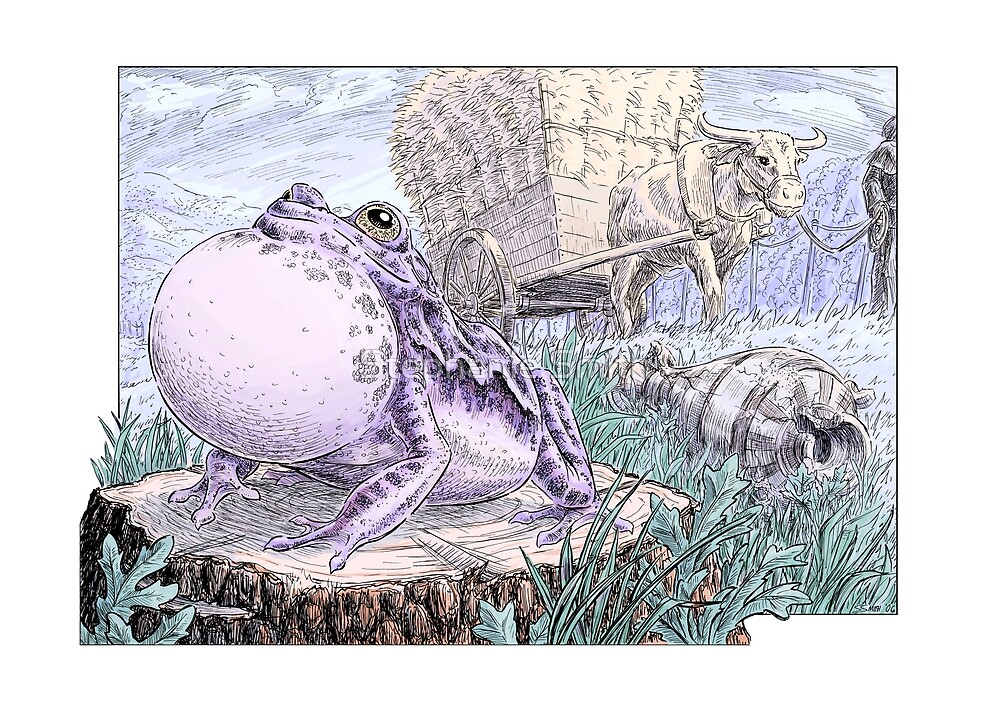 The Ox and the Frog by Stephanie Smith
