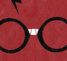 Harry Potter by Siri Vinter Sticker