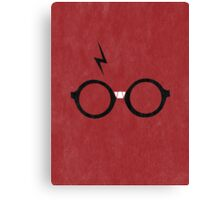 Harry Potter by Siri Vinter Canvas Print