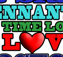 Valentine WHO - Tennant Sticker