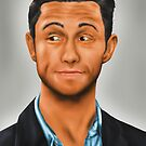 Joseph Gordon-Levitt by StevePaulMyers