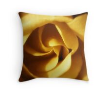 NOVEMBER ROSE Throw Pillow