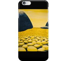 Rocky Valley, by Barbie Hardrock iPhone Case/Skin