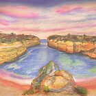 Loch Ard Gorge by terezadelpilar~ art & architecture